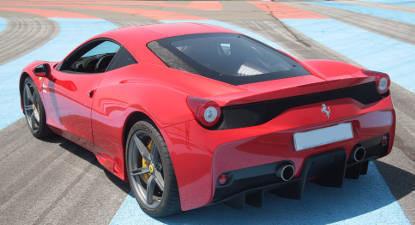 Stage de Pilotage en Ferrari F458 - Circuit d'Albi
