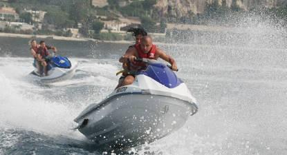 Randonnée Jet Ski à Cap-d'Ail près de Monaco et Nice