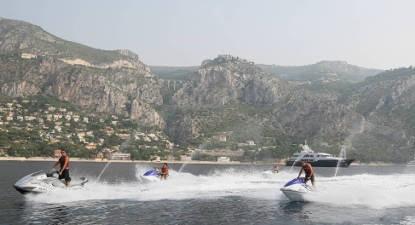 Balade en Jet Ski à Cap-d'Ail près de Monaco