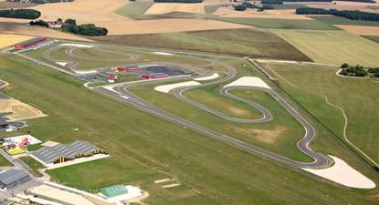 Stage de Pilotage en Ferrari F430 F1 - Circuit de la Ferté-Gaucher
