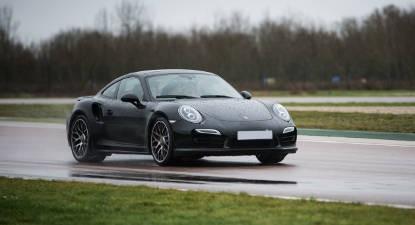 Stage de Pilotage en Porsche Turbo - Circuit de la Ferté-Gaucher