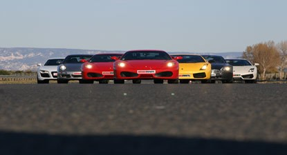 Stage de pilotage en Ferrari F430 F1 - Circuit de Salon de Provence