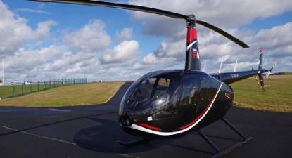 Baptême hélicoptère Cholet