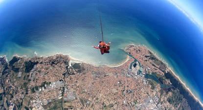 Saut en Parachute Tandem près des Sables-d'Olonne