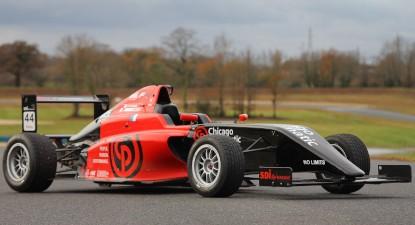 Stage de Pilotage en Formule 4 - Circuit Fay-de-Bretagne