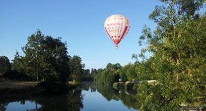 Vol en Montgolfière au dessus du Marais Poitevin