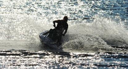 Randonnée en Jet Ski près de Lorient