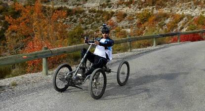 Randonnée en Quadbike près de Digne-les-Bains