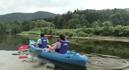 Descente de la Moselle en Canoë Kayak