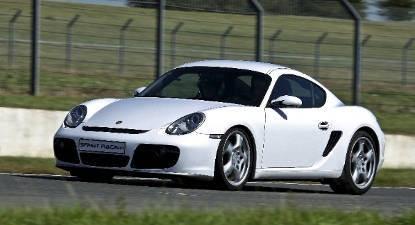 Pilotage d'une Porsche Cayman 718 S - Circuit de Nogaro