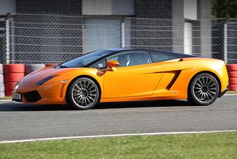 Pilotage d'une Lamborghini Gallardo LP 560 - Circuit de Nogaro