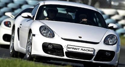 Pilotage d'une Porsche Cayman S - Circuit d'Albi