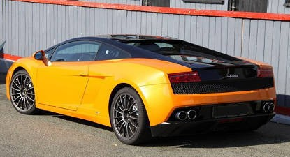 Pilotage d'une Lamborghini LP560 - Circuit d'Albi