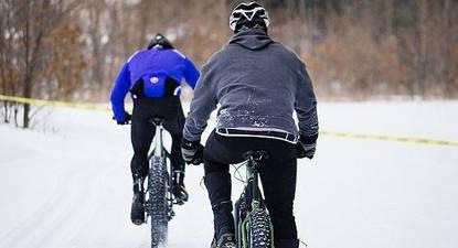 Randonnée en Fat Bike à Vars