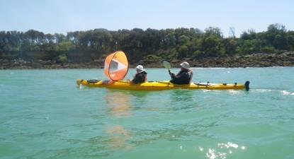 Escale en Kayak au Pays de Ford Boyard