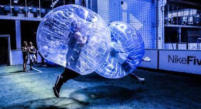 Bubble Bump à Lyon