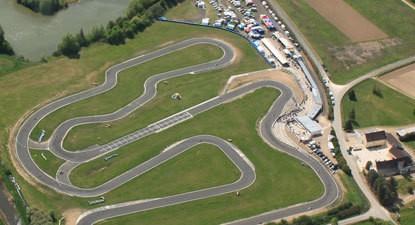 Stage de Karting près d'Orléans