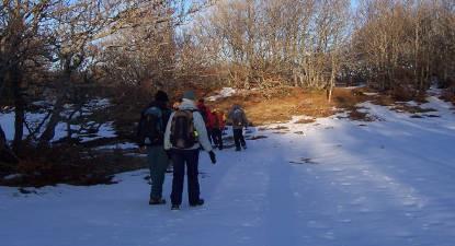 Randonnée dans le Parc National des Cévennes