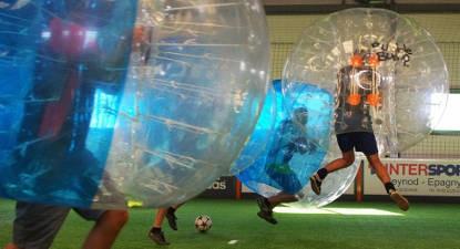 Bubble Bump près d'Annecy
