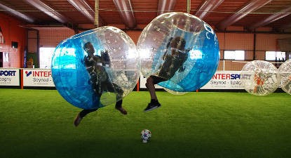 Bubble Bump Annemasse
