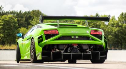 Stage de Pilotage en Lamborghini Supertrofeo - Circuit d'Issoire
