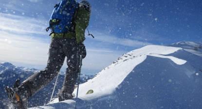 Sortie ski de randonnée près de Risoul