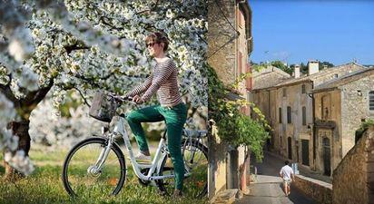 Location de Vélos Electrique à Bonnieux