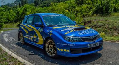 Stage de Pilotage en Subaru - Pôle Mécanique d'Alès
