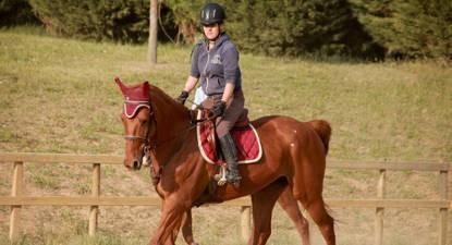Cours particulier d'équitation et Balade à cheval près de Valence