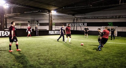 Foot Indoor près de Paris