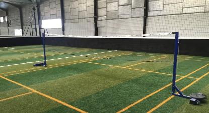 Séance de Badminton à Noisy-Le-Grand