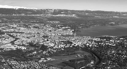 Baptême de l'Air en Avion à Annecy et vol au lac Leman et au Mont Blanc