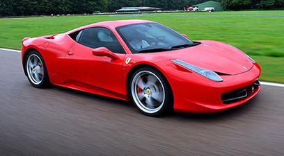 Pilotage de 2 voitures : Ferrari 458 et Porsche 991 - Circuit de Croix-en-Ternois