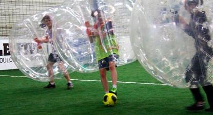 Bubble Bump près de Rennes