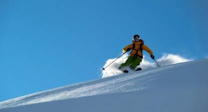Ski Hors-piste à Serre Chevalier