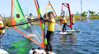 Cours de Windsurf à La Tranche-sur-Mer