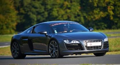 Stage de Pilotage en Audi R8 V10 - Circuit Fay de Bretagne