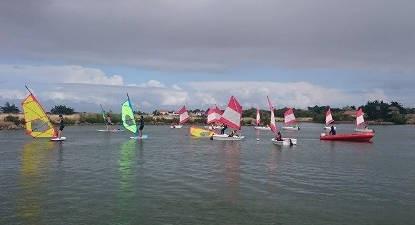 Cours de Windsurf à L'Île de Noirmoutier