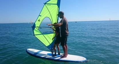 Stage de Windsurf à L'Île de Noirmoutier