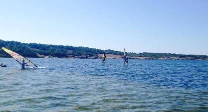 Cours de Windsurf à Leucate
