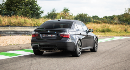 Baptême de drift en BMW M3 - Circuit du Grand-Sambuc