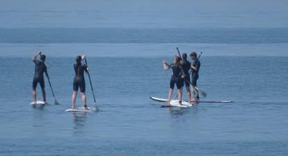 Location de Paddle à l'Île de Ré