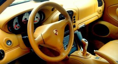 Pilotage sur Route en Porsche 991 Carrera près d'Auxerre