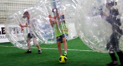 Bubble Bump à Bergerac