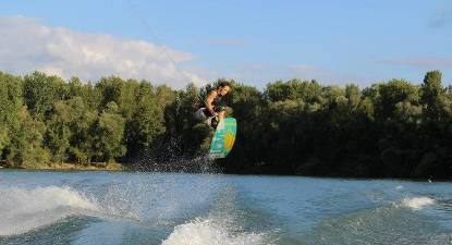 Initiation au Wakeboard près de Bordeaux