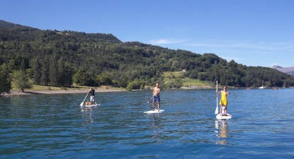 Cours particulier de Paddle à Hossegor