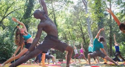 Cours de Vinyasa Yoga près de Gardanne