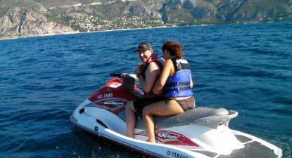 Session duo de Flyboard et Jet Ski à Nice
