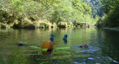 Stage UltrAventure 100% Nature à proximité d'Alès et Montpellier