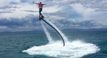 Initiation au Flyboard à Hyères